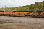 BNSF 8018 Roster.