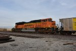 BNSF 9363 Roster.