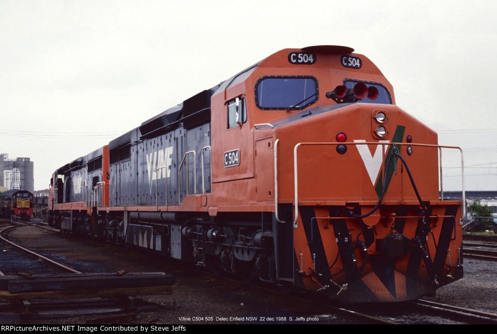 V/line C504 505
