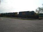 CSX Military Train