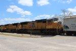 UP 4969 on CSX Q606-20