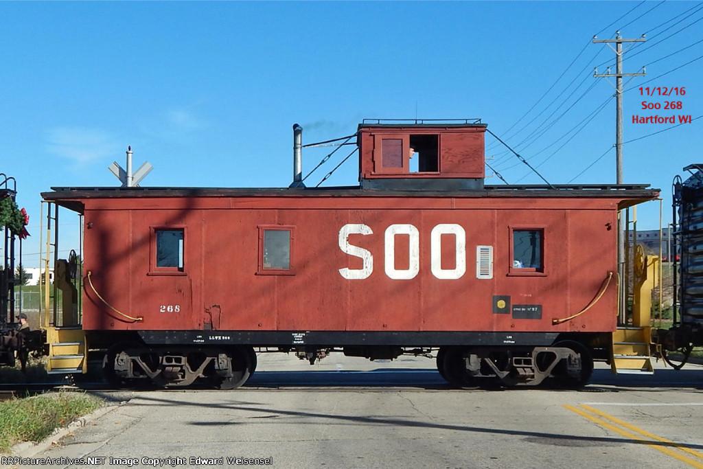Soo wooden 268