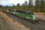 BNSF 8052 West