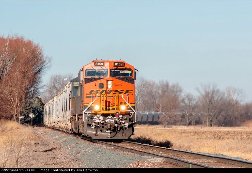 BNSF 8159 South