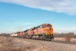 BNSF 7407 East on the Aurora Sub