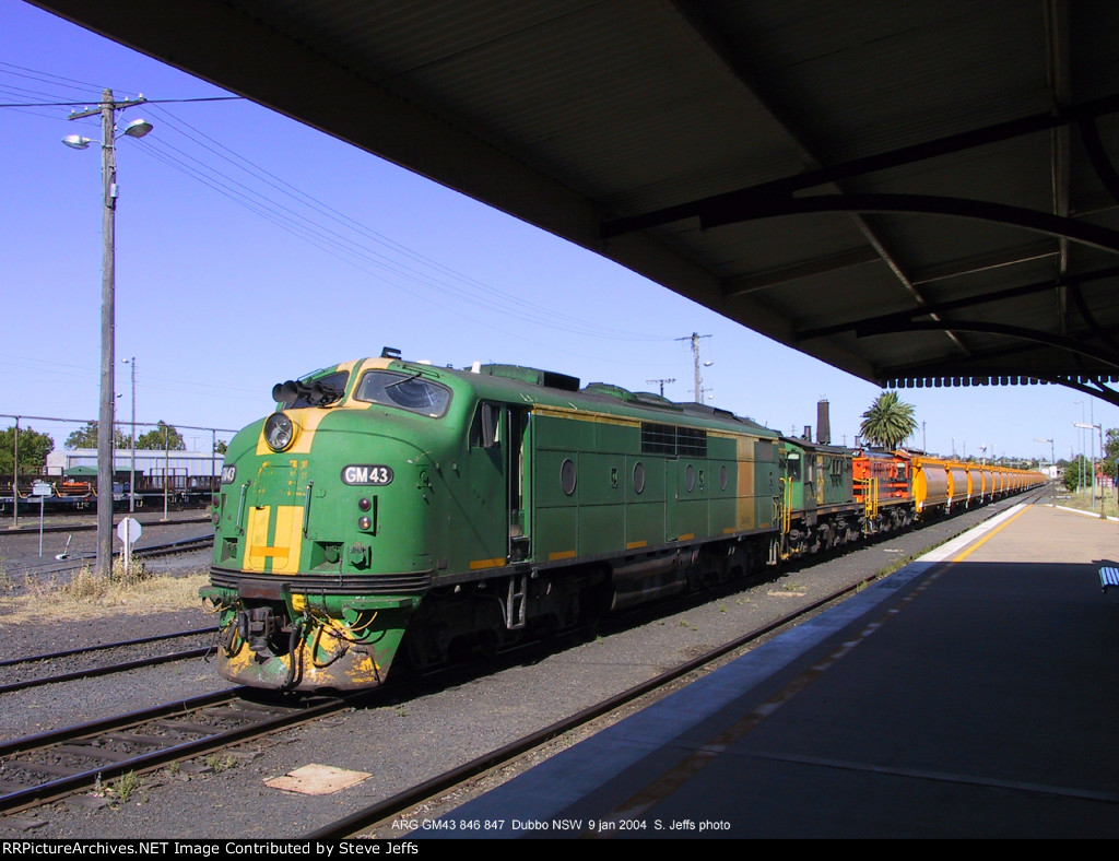 ARG GM43 846 847