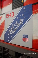 UP 1943 Spirit of the Union Pacific.