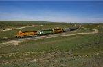 BNSF 4507 West