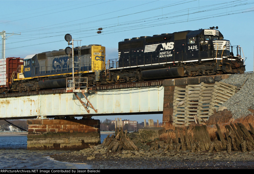 Freight Train to Browns Yard