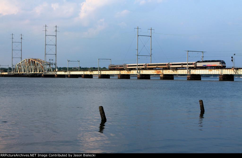 Hoboken to Bay Head Direct (NJCL)