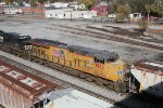 UP 7933 in Roanoke Virginia