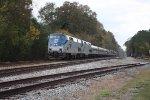 Amtrak 20 at York.