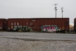 KCS boxcar.