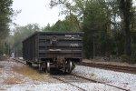 Marion siding track.