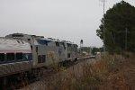 Amtrak 20 at Breyer.