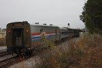 Rear of Amtrak  20