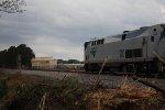 Amtrak 19 at Breyer.