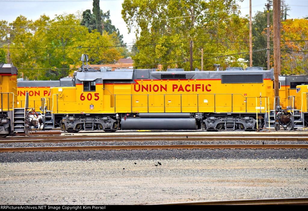 UP 605