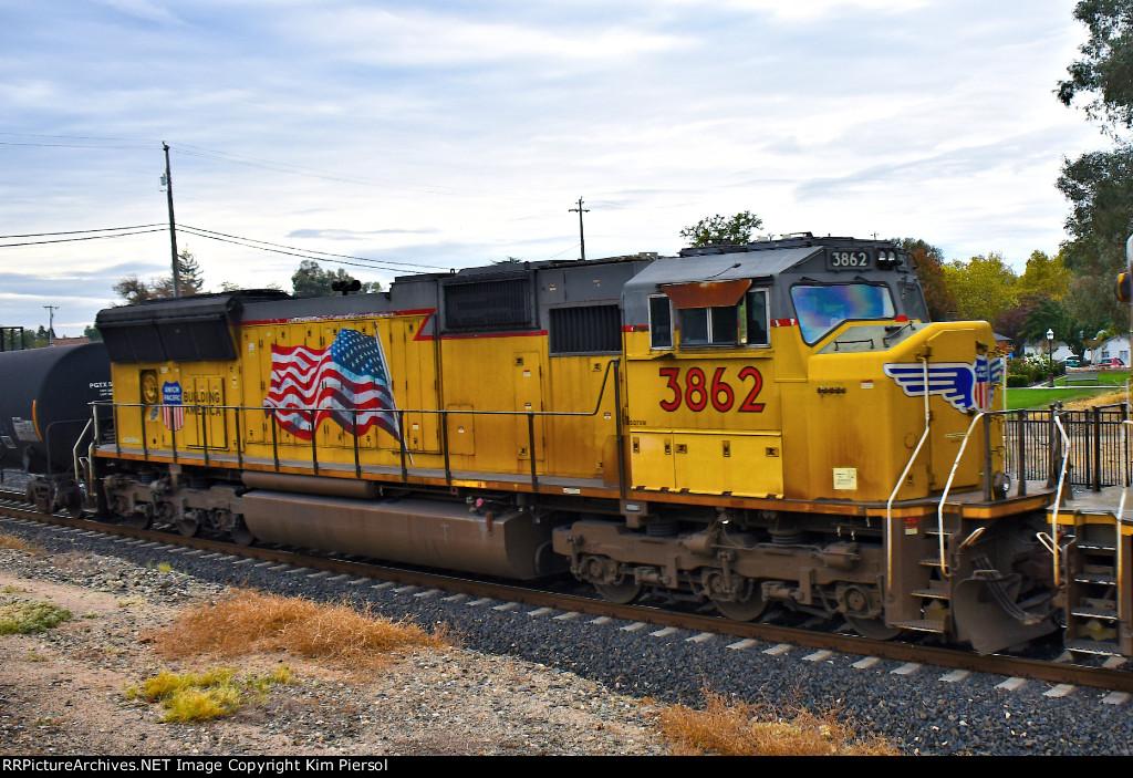 UP 3862