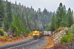 UP 8881 EB UP Roseville (Donner Pass) Sub