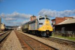 CSX allowed us to shot this from allot of angles in a limited time frame