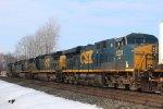 CSXt 5231 on CSX Q017-02