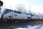 """AMTK 175 on Amtrak 48 """"Lake Shore Limited"""""""
