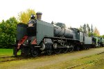 1002 4-6-2 at Steam Locomotive Museum Finland