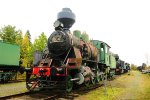 1104 2-8-0 at Steam Locomotive Museum Finland