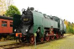 1800 4-6-4T at Steam Locomotive Museum Finland