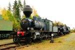 497 4-6-0 at Steam Locomotive Museum Finland