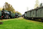 Steam Locomotive Museum Finland