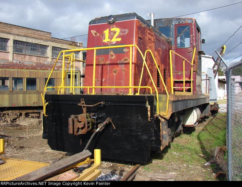 Ex-US Army GE 80 tonner