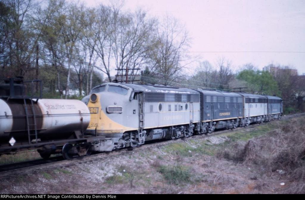 CRR 801 on L&N