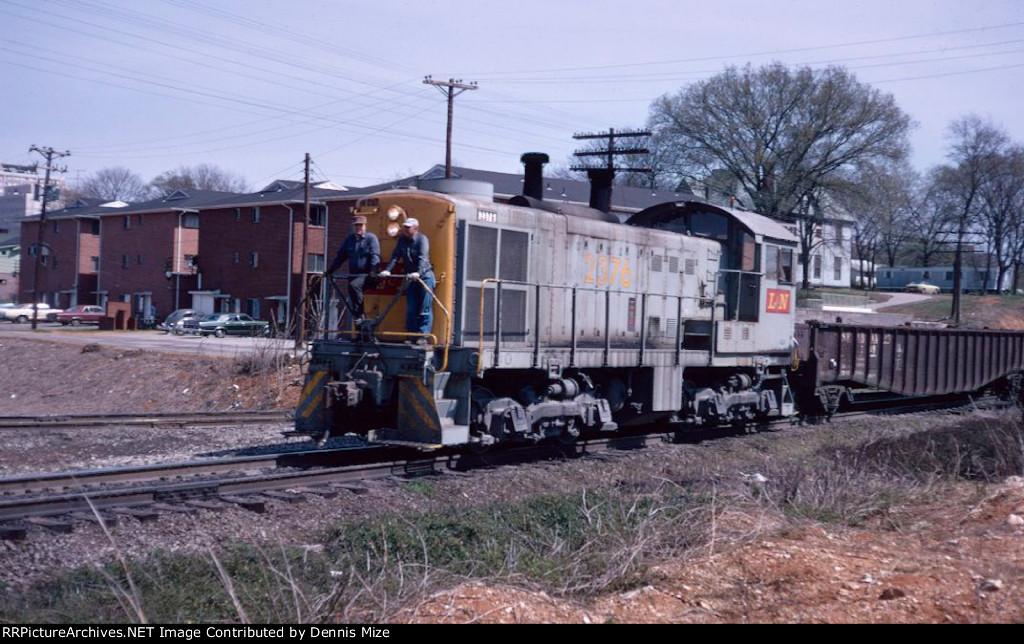 L&N S-1m 2376, ex NC&StL 1