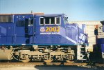 UP SD70M 2002