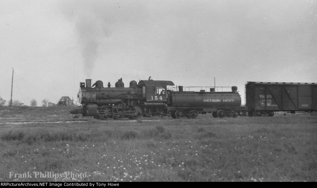 Southern Pacific (T&NO) 154