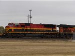 KCS SD70MAC 3908