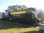 Seaboard (Florida Railroad Museum) #1633