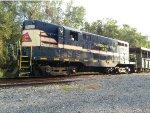 Florida Railroad Museum #1835
