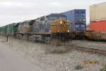 CSX 161 and 5450