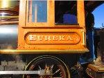 12/17/17 Eureka & Palisade 4-4-0 #4 at the Nevada Southern Railway