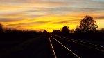 Looking west.....