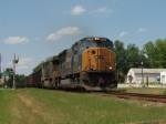 May 13, 2006 - CSX 4701 leads southbound loads