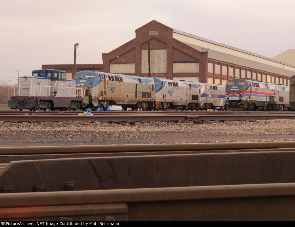Amtrak Shops