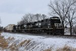Classic Norfolk Southern 203