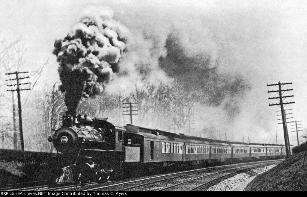 Locomotives Of The PRR, Page 47, 1959
