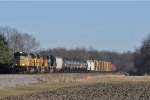 UP 8333 On NS 124 Westbound
