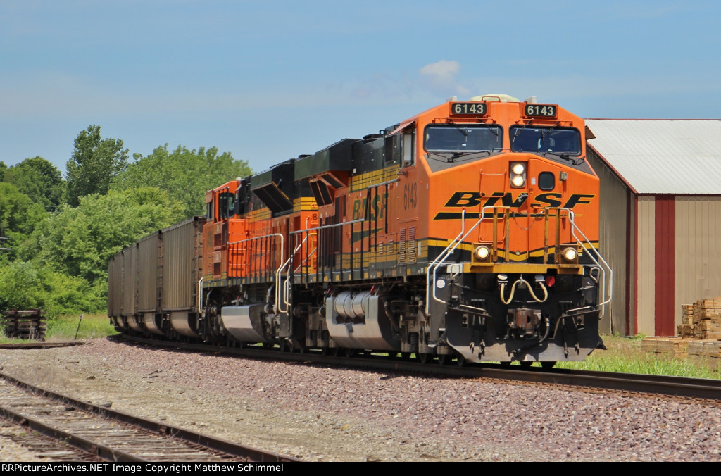 High Sun SLC Coal Load