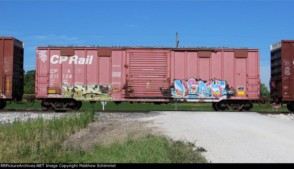 CP Rail Box Car